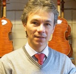Violin Maker Morassi Simeone